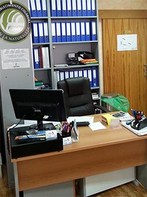 Oficina Servicios Sanitarios Azogue