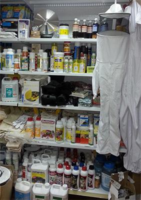 Productos químicos Servicios Sanitarios Azogue